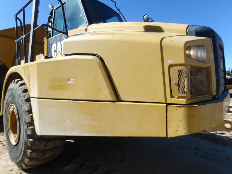 CATERPILLAR CAMIONES ARTICULADOS 745C equipment  photo 16