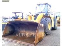 CATERPILLAR RADLADER/INDUSTRIE-RADLADER 980K equipment  photo 1