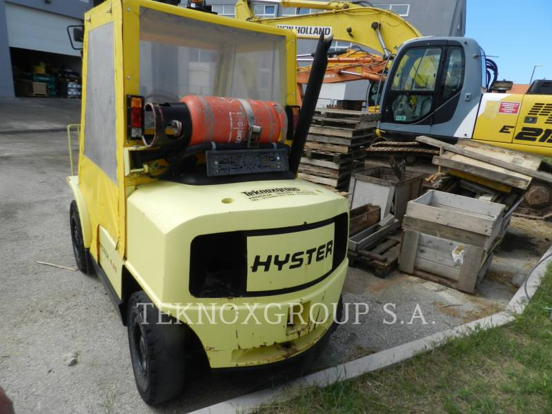 HYSTER EMPILHADEIRAS H4.00HM-5 equipment  photo 3