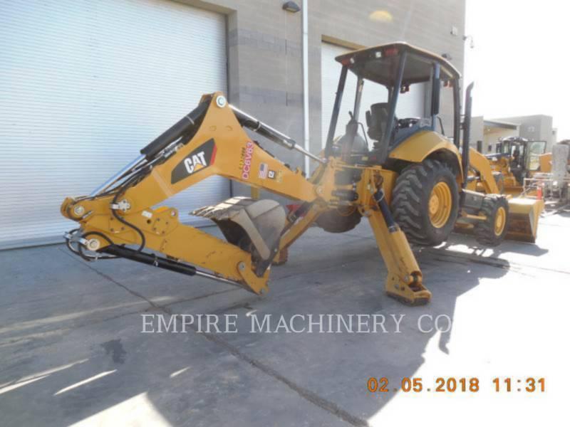 CATERPILLAR 挖掘装载机 416F2ST equipment  photo 2