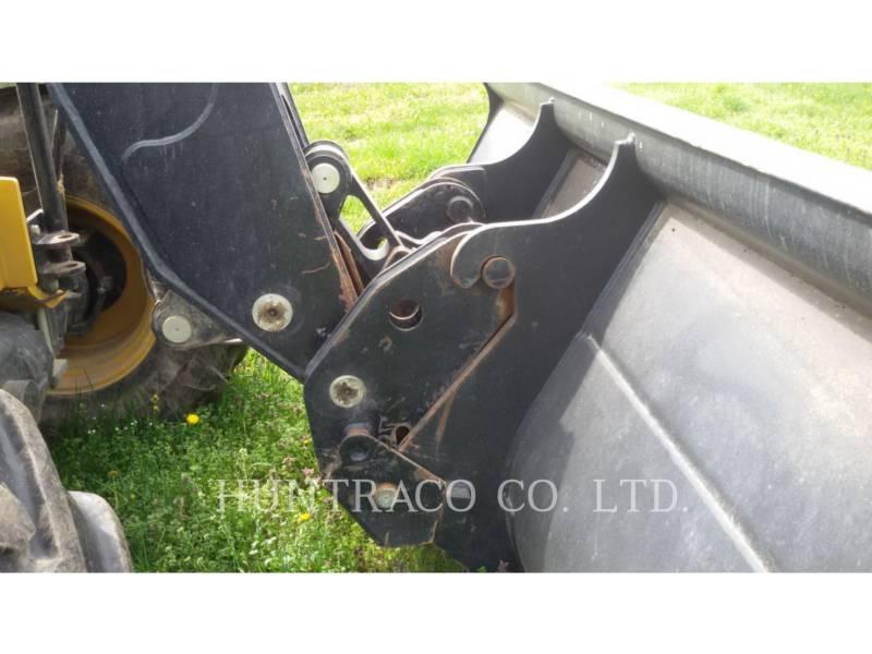CATERPILLAR TELESKOPSTAPLER TH407C equipment  photo 18