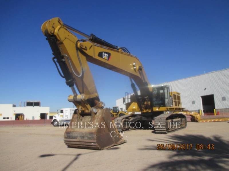 CATERPILLAR EXCAVADORAS DE CADENAS 390 D L equipment  photo 1