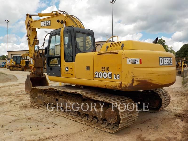 JOHN DEERE ESCAVADEIRAS 200C LC equipment  photo 7