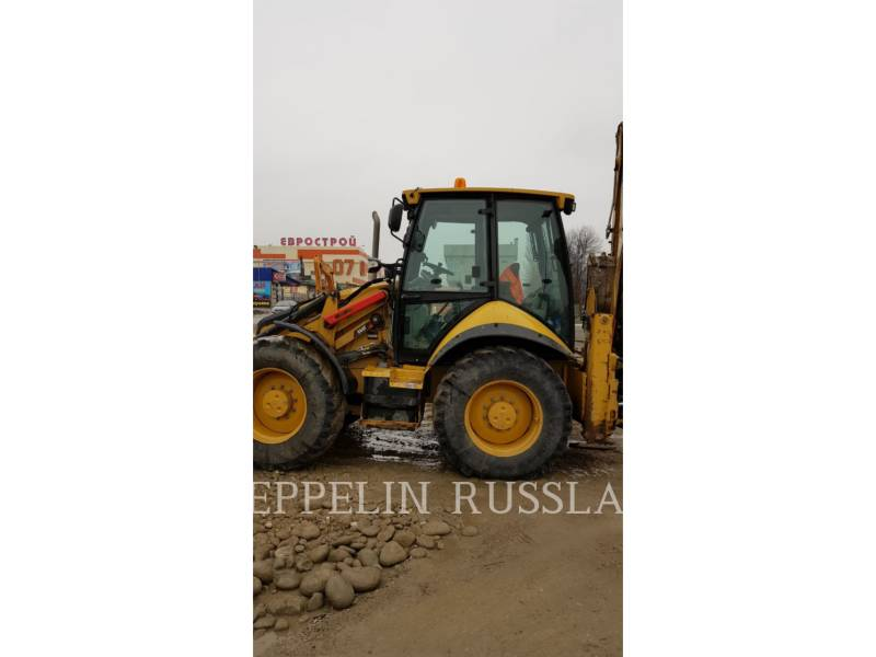 CATERPILLAR BACKHOE LOADERS 444F equipment  photo 5