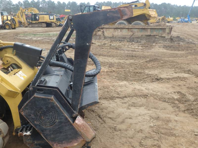 CATERPILLAR CARGADORES MULTITERRENO 299DXHP equipment  photo 8