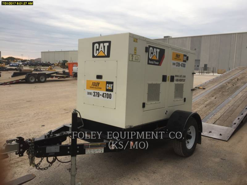 OLYMPIAN CAT PORTABLE GENERATOR SETS XQ30 equipment  photo 4