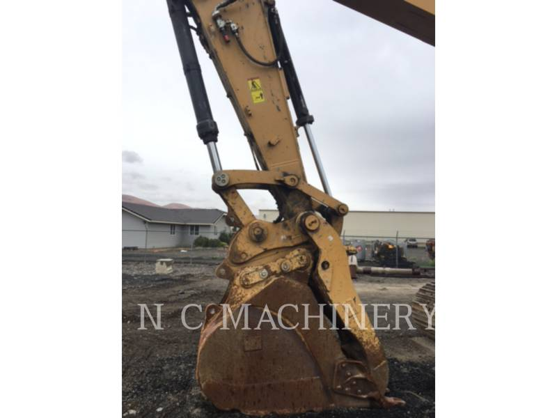 CATERPILLAR KOPARKI GĄSIENICOWE 349F L equipment  photo 4