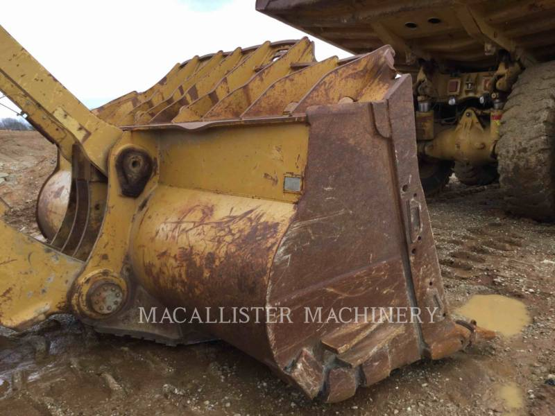 CATERPILLAR RADLADER/INDUSTRIE-RADLADER 992K equipment  photo 13