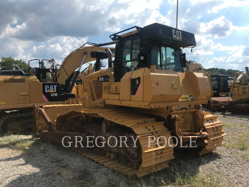CATERPILLAR MINING TRACK TYPE TRACTOR D7E LGP equipment  photo 2