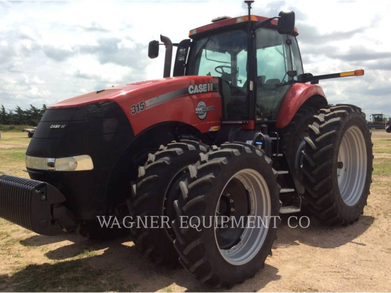 CASE AG TRACTORS 315 MAGNUM equipment  photo 3