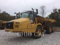 CATERPILLAR TOMBEREAUX ARTICULÉS 725C equipment  photo 1