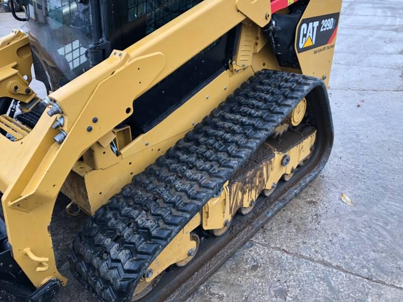 CATERPILLAR DELTALADER 299D2 equipment  photo 11