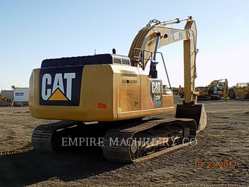 CATERPILLAR KETTEN-HYDRAULIKBAGGER 329FL equipment  photo 5