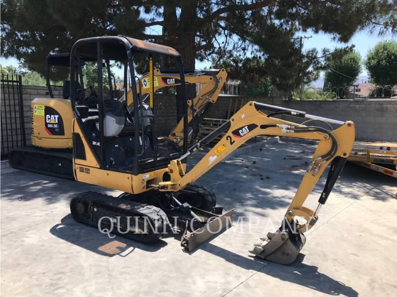 Caterpillar EXCAVATOARE PE ŞENILE 301.4C equipment  photo 1