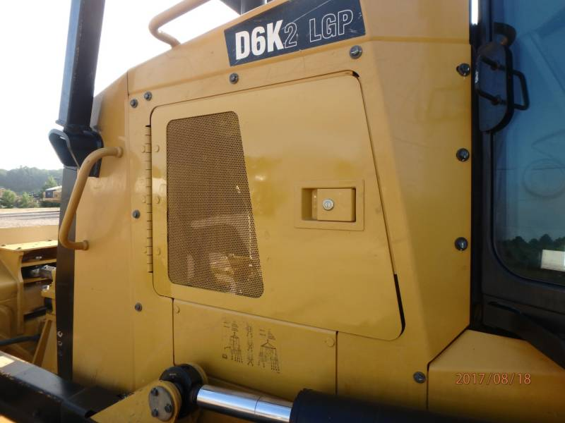 CATERPILLAR ブルドーザ D6K2LGP equipment  photo 22