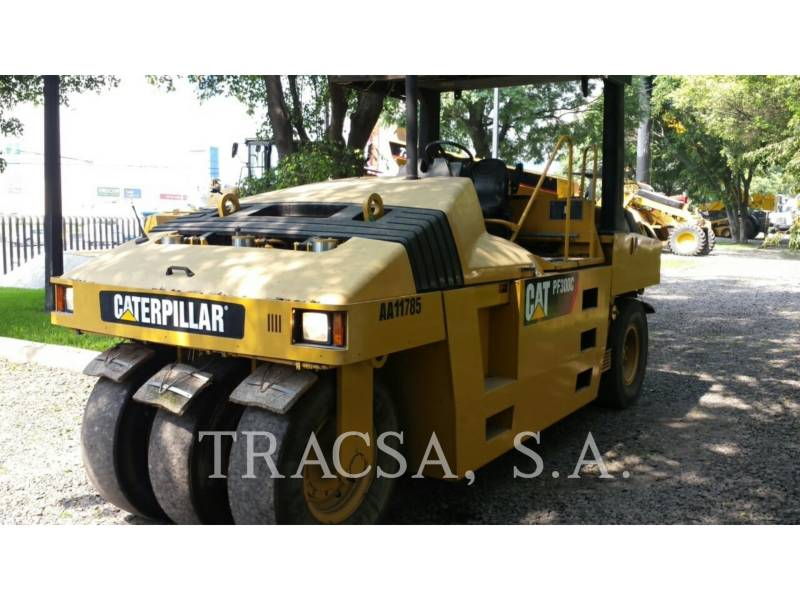 CATERPILLAR COMPACTEURS SUR PNEUS PF-300C equipment  photo 1