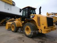 Caterpillar ÎNCĂRCĂTOARE PE ROŢI/PORTSCULE INTEGRATE 950H equipment  photo 4