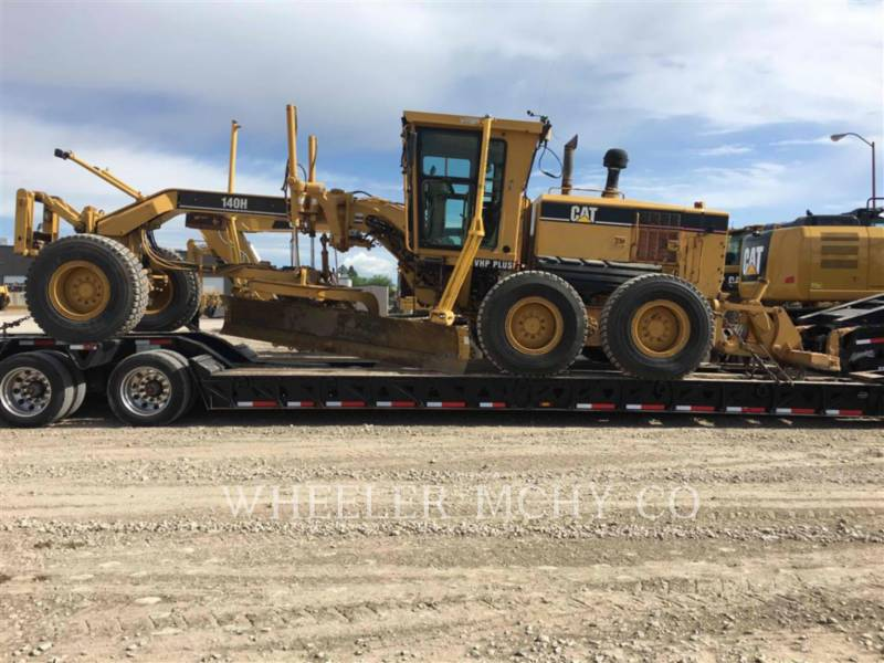 CATERPILLAR MOTONIVELADORAS 140H equipment  photo 7