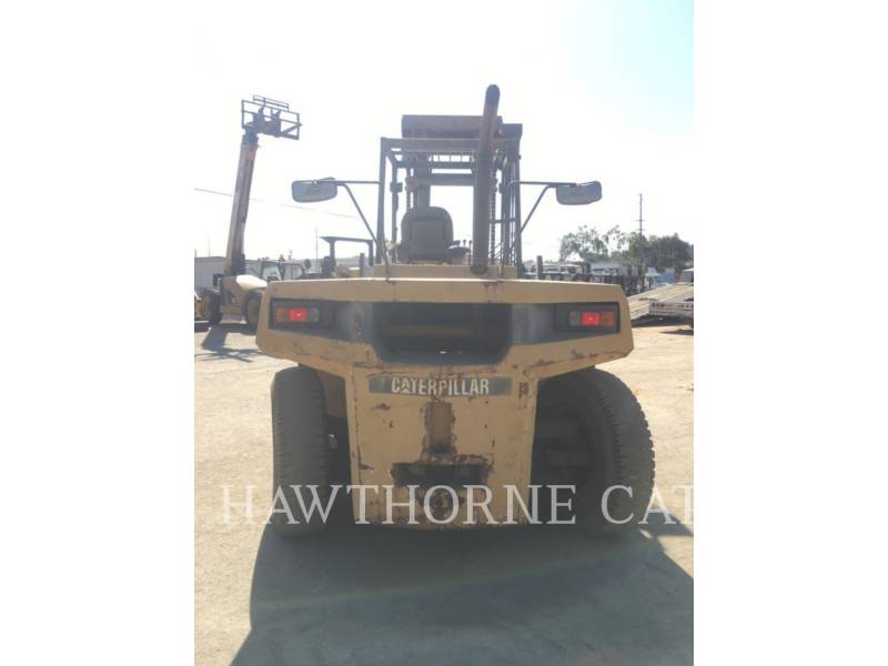 CATERPILLAR FORKLIFTS DP150 equipment  photo 3