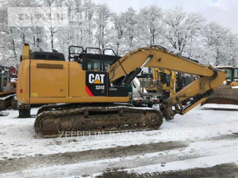 CATERPILLAR ESCAVADEIRAS 324ELN equipment  photo 1