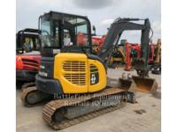 Equipment photo KOMATSU CANADA PC40MR-2 EXCAVATOARE PE ŞENILE 1