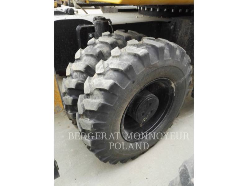 CATERPILLAR WHEEL EXCAVATORS M314 F equipment  photo 24