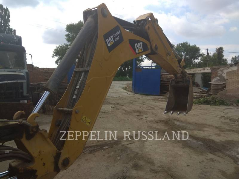CATERPILLAR TERNE 428E equipment  photo 21