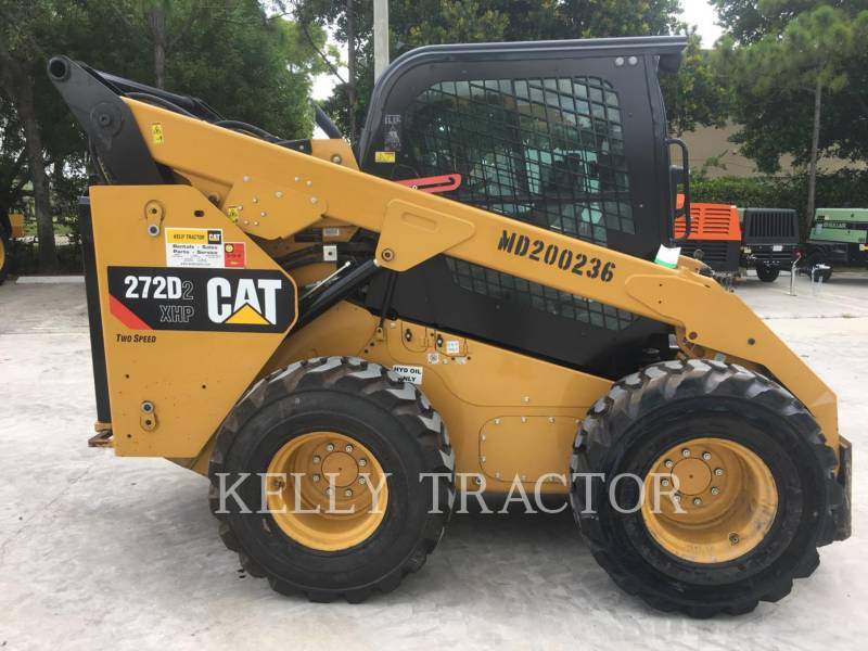 CATERPILLAR MINICARGADORAS 272D2XHP equipment  photo 6