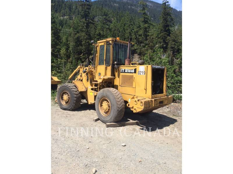 CATERPILLAR WHEEL LOADERS/INTEGRATED TOOLCARRIERS IT28B equipment  photo 3