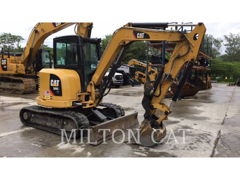 CATERPILLAR ESCAVATORI CINGOLATI 305E2CR equipment  photo 2