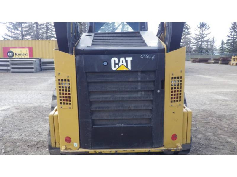 CATERPILLAR DELTALADER 299DXHP equipment  photo 7