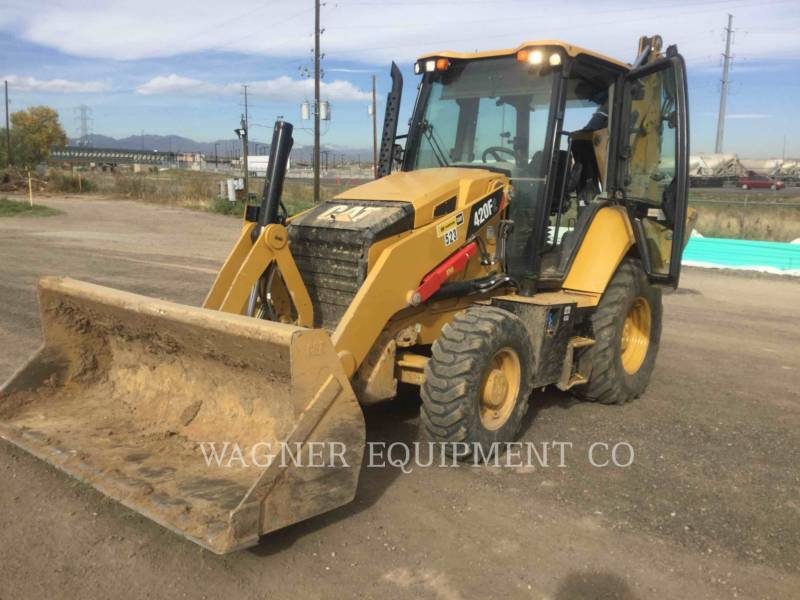 CATERPILLAR バックホーローダ 420F2 4WDE equipment  photo 1