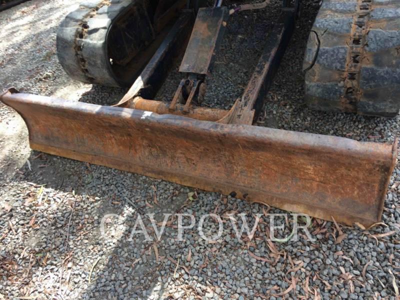 CATERPILLAR TRACK EXCAVATORS 305DCR equipment  photo 9