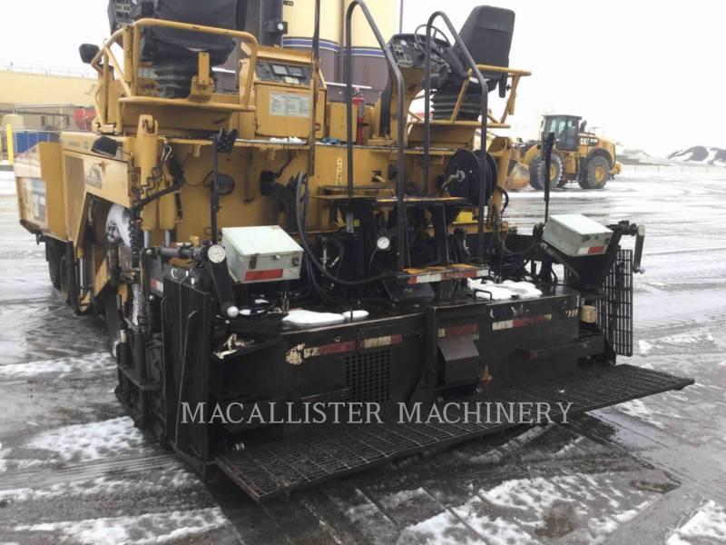 CATERPILLAR SCHWARZDECKENFERTIGER AP-1000D equipment  photo 2