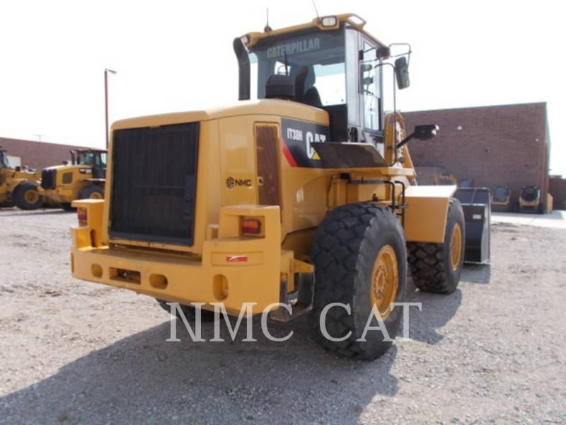 CATERPILLAR WHEEL LOADERS/INTEGRATED TOOLCARRIERS IT38H equipment  photo 4