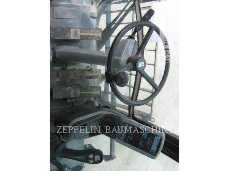 CATERPILLAR ホイール油圧ショベル M322D equipment  photo 23