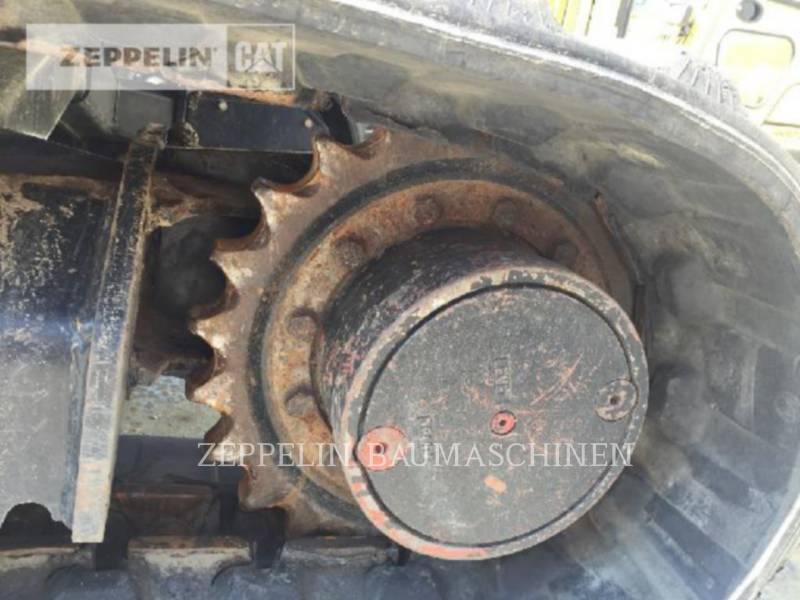 JCB RUPSGRAAFMACHINES 8035ZTS equipment  photo 8