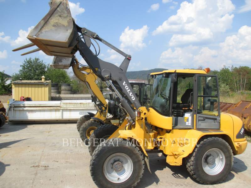 VOLVO CONSTRUCTION EQUIPMENT WHEEL LOADERS/INTEGRATED TOOLCARRIERS L40B equipment  photo 1
