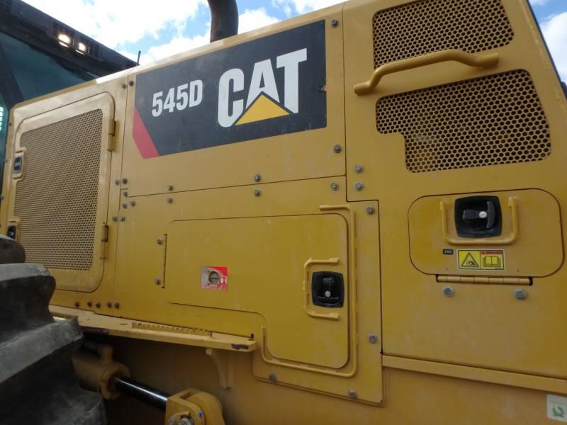 CATERPILLAR SILVICULTURA - TRATOR FLORESTAL 545D equipment  photo 9