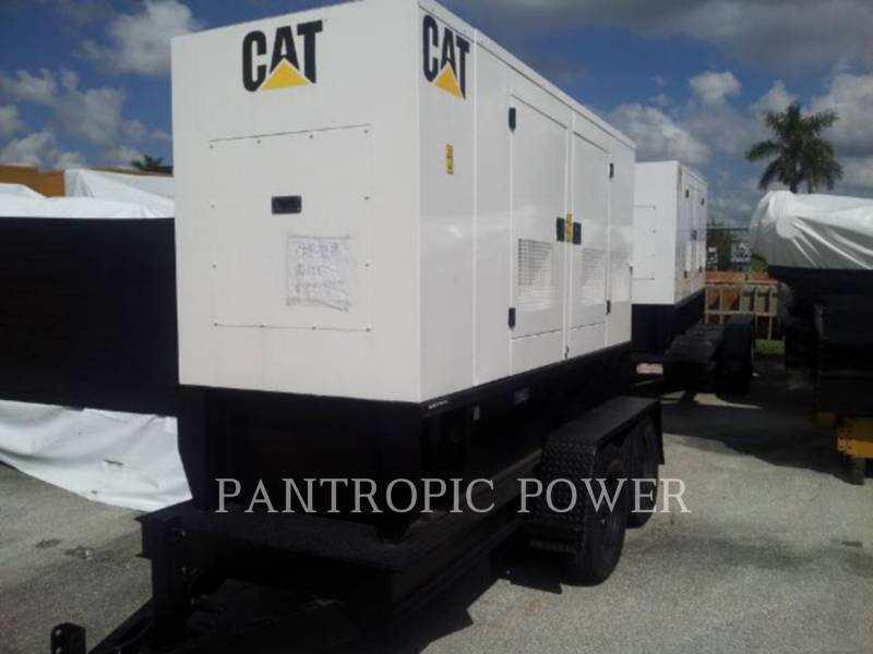 CATERPILLAR PORTABLE GENERATOR SETS (OBS) XQ100 equipment  photo 2