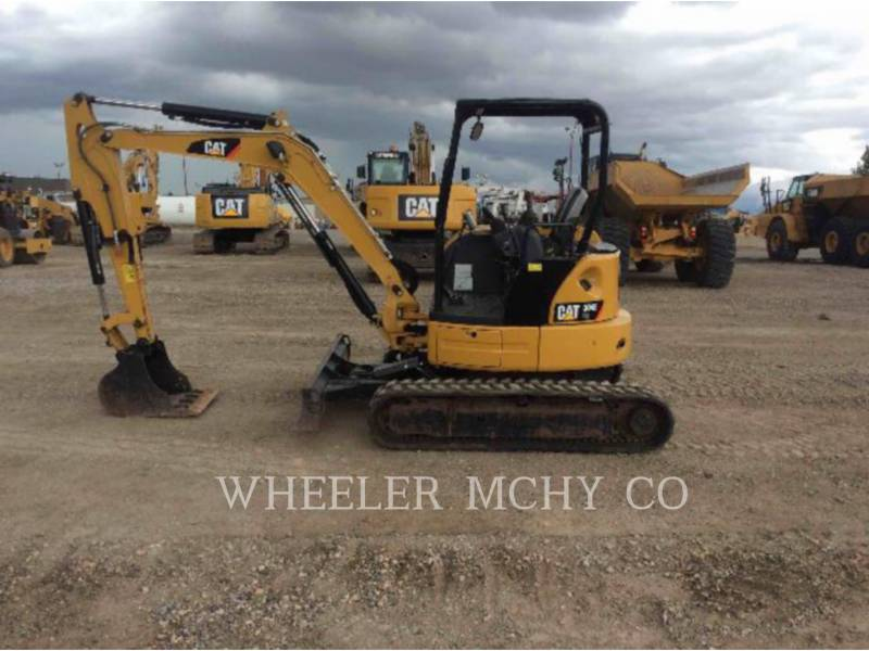 CATERPILLAR TRACK EXCAVATORS 304E C1 equipment  photo 1