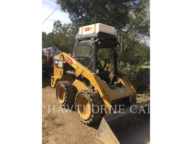 CATERPILLAR CHARGEURS COMPACTS RIGIDES 246D HF equipment  photo 4