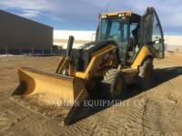 CATERPILLAR BACKHOE LOADERS 420E 4WD equipment  photo 1