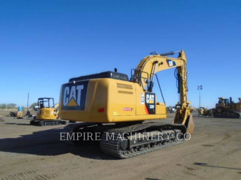 CATERPILLAR KETTEN-HYDRAULIKBAGGER 329FL TH P equipment  photo 2