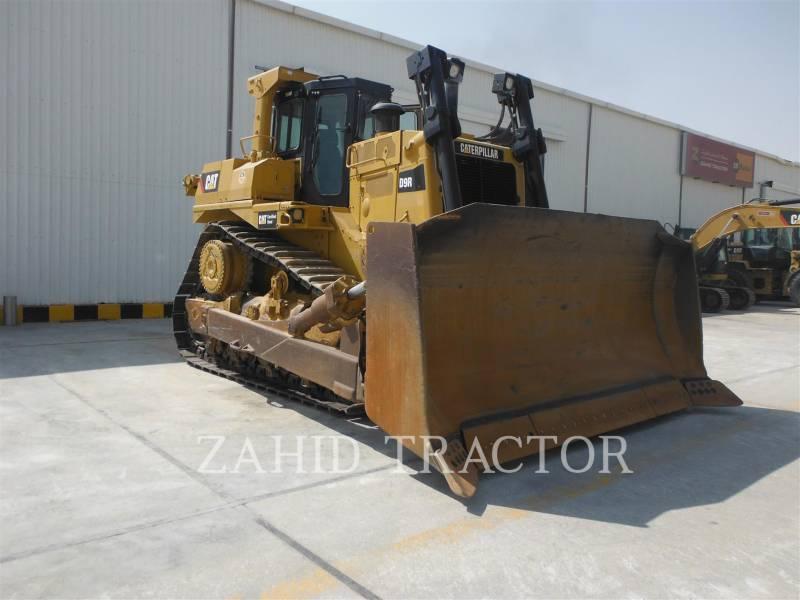 CATERPILLAR TRACTOR OP RUPSBANDEN MIJNBOUW D9RLRC equipment  photo 1