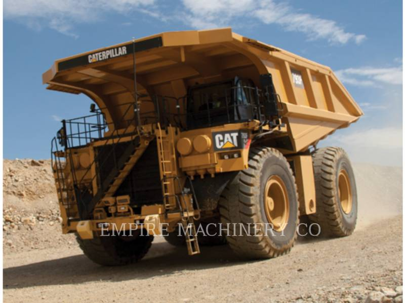 CATERPILLAR CAMIONES DE OBRAS PARA MINERÍA 793F equipment  photo 1