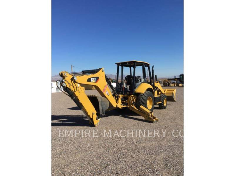 CATERPILLAR CHARGEUSES-PELLETEUSES 416F2 4EO equipment  photo 1