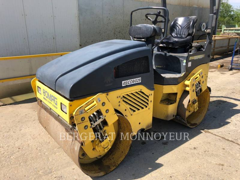 BOMAG COMPACTORS BW120 equipment  photo 1