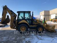 CATERPILLAR CHARGEUSES-PELLETEUSES 420F AR equipment  photo 6
