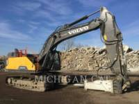 Equipment photo VOLVO CONSTRUCTION EQUIPMENT EC380EL KETTEN-HYDRAULIKBAGGER 1